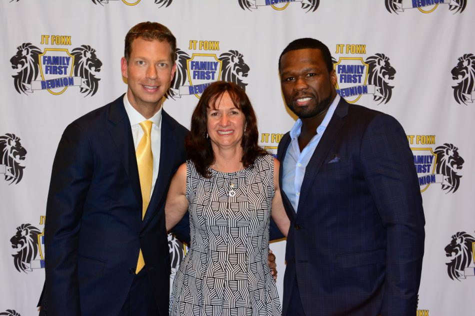 JT Foxx, Tracy Scott & 50 Cent